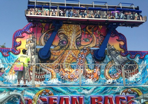 Boardwalk Attractions Virginia Beach Providing Carnival Rides Throughout The Hampton Roads Area Our And