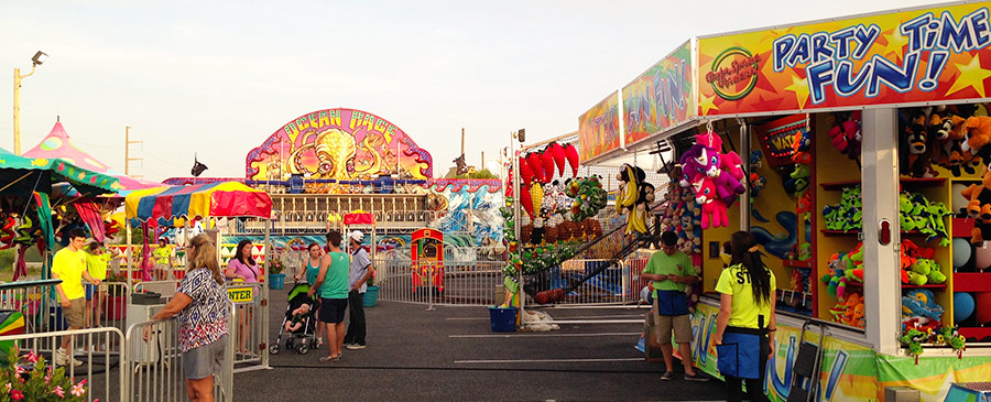 Boardwalk Attractions Is The Key To Your Next Successful Event